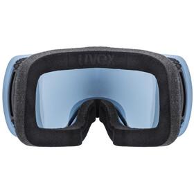 UVEX Compact FM Gafas, azul/gris